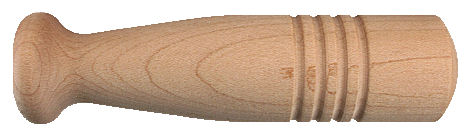 Maple_Rolling_Pin_Handle.jpg, wood gourmet rolling pin handle, hard maple handle, rock maple wood handle made in usa